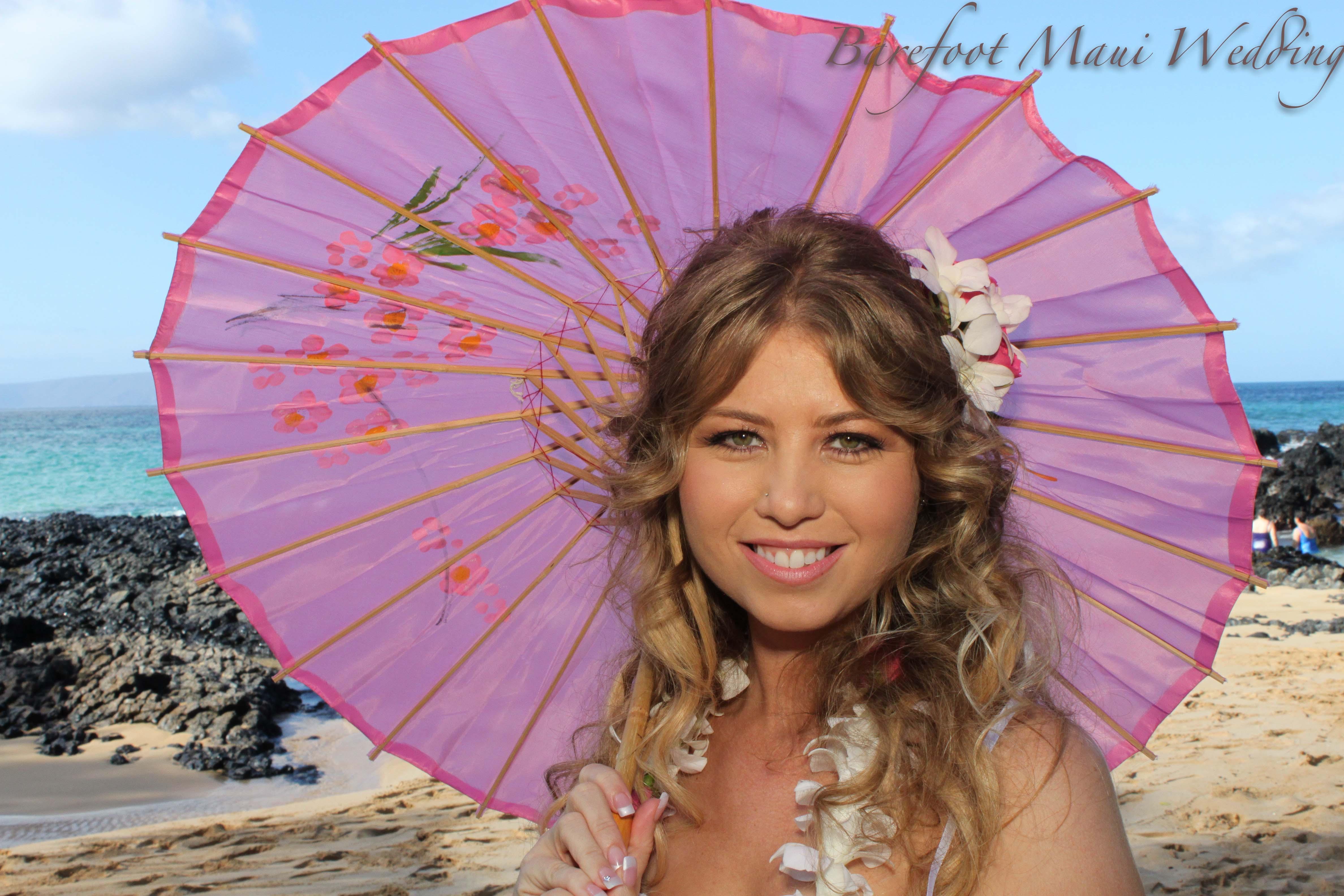 Barefoot Maui Wedding Fun PHotography-11