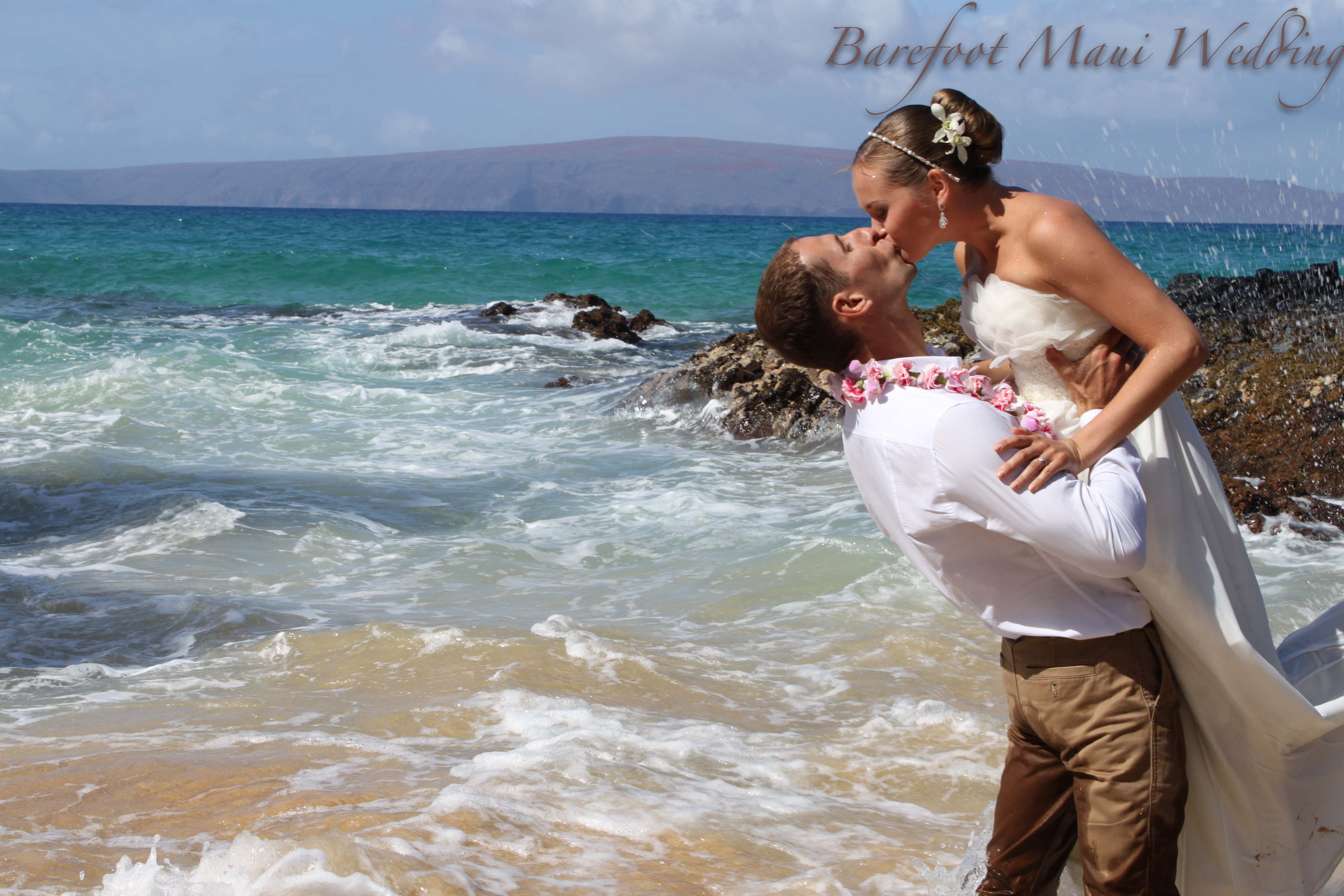 Barefoot Maui Wedding Fun PHotography-8