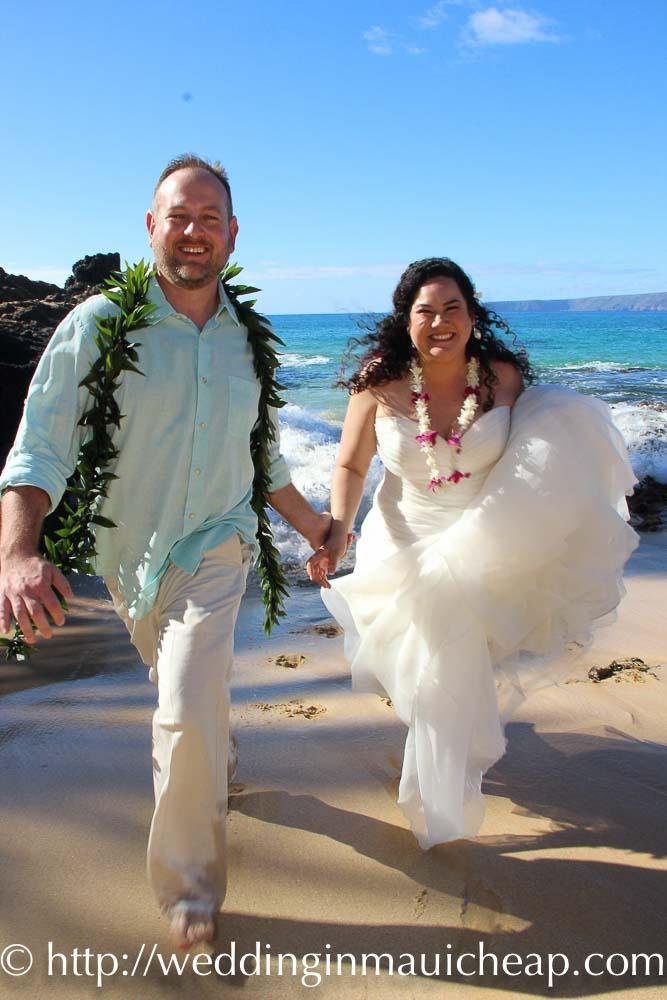 Wedding Beach Permit Maui